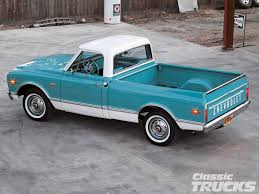1968 Chevy C-10 Pickup Truck - Classic Trucks Magazine | Trucks ... Autolirate 1968 Chevrolet K10 Truck Chevy Short Wide Pickup Restoration Call For Price Or Questions C10 Work Smart And Let The Aftermarket Simplify Sale Classiccarscom Cc1026788 Pickup Item Ca9023 Sold July 1 12ton Connors Motorcar Company Truck Has Remained In The Family Classic Trucks Only American Eagle Wheels Photo Ideas Beginners