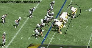Steelers Behind The Steel Curtain by Behind The Steel Gifs Goal Line Offense Shines Despite Week 3