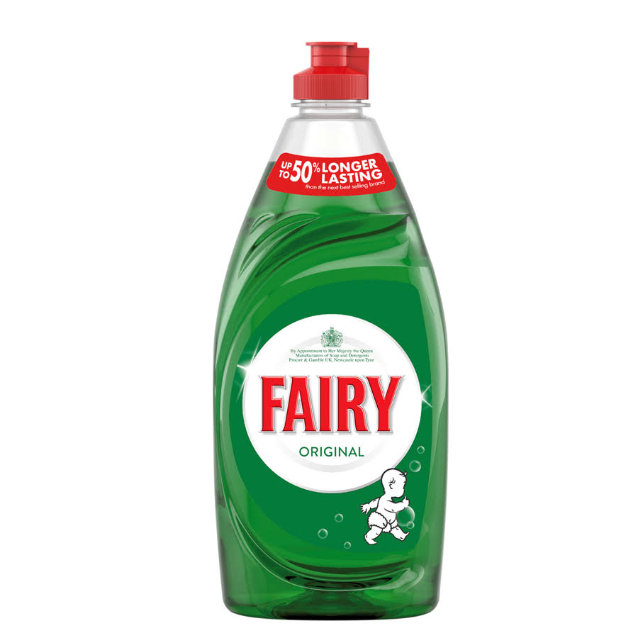 Fairy Original Washing Up Liquid - 500ml