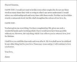Sample Romantic Love Letter Love Letter Example Sample Love Letter