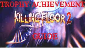Killing Floor Patriarch Trophy by Killing Floor 2 Alle Gegenstände Außenposten