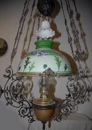 Antique Kerosene Lamps Ebay by Antique Oil Lamp Chandelier Antique Furniture