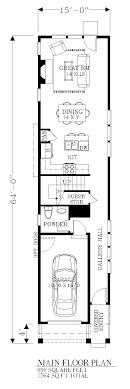 Photos And Inspiration Multi Unit Home Plans by Best 25 Narrow House Plans Ideas On Narrow Lot House