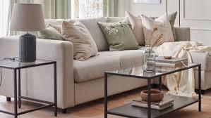 eine luftig helle umgestaltung fürs wohnzimmer ikea österreich