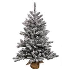 10ft Christmas Tree Artificial by Flocked And Frosted Trees U2013 Bulbamerica