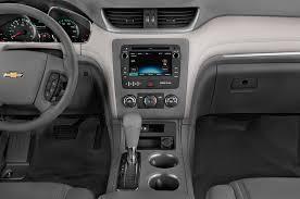 2014 Chevrolet Traverse Instrument Panel Interior