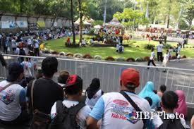 Melangkah Sehat Penuh Ceria Bersama Kids Fun Yang Digelar Di Wahana Rekreasi Jl