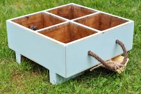 Milk Crate Planter 3