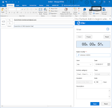 Clio Add in for Microsoft Outlook 365 and Outlook – Clio Support