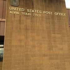 United States Post fice Post fices 455 E House St Alvin