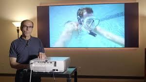 Epson Projector TV Projector Screens