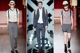 Men Fashion Retro Look 5