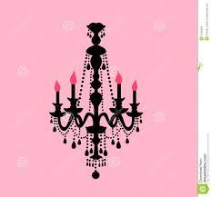 Chandelier Stock Vector Illustration Of Graphic Lighting
