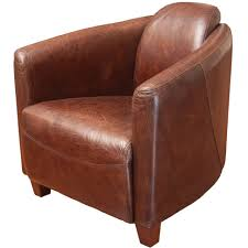 Pottery Barn Irving Chair Recliner by Gently Used Pottery Barn Irving Leather Armchair Ebay With Chairs