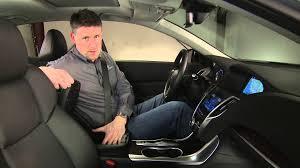 Acura 2015 TLX Interior Luxury Design Features