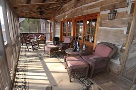 Two Cabins Lodge Restoration Log Cabin Rentals in Guntersville Alabama PERFECT fall vacation ROAD TRIP Southern Three Day Weekends