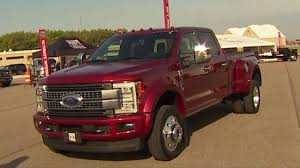 Ford Unveils Latest 2017 Super Duty Truck | Fox Business Video Lot 99 Llc Photos For 2008 Ford F250 Super Duty Lariat Crew Cab Unveils Ultraluxe 2013 Fseries Platinum Motor Trend Custom Trucks Brooks Dealer Harwood Future Of Tough Tour Lets You Drive 2017 Recalls 13 Million Over Door Latch Issue Sema Show Truck Lineup The Fast Lane 2015 First Look 2000 F650 Xl Box Truck Item Da3067 Sold 2018 Max Towing And Hauling Ratings 1999 F350 Xlt 73l Power Stroke Diesel Utah Used 2011 Srw Sale In Albertville Al