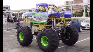 100 Mini Monster Trucks Truck SEMA 2013 YouTube