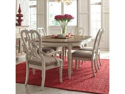 SOUTHBURY 7 Piece Table & Chair Set American Drew Queen Anne Ding Table W 12 Chairs Credenza Grantham Hall 7 Piece And Chair Set Ad Modern Synergy Cherry Grove Antique Oval Room Amazoncom Park Studio Weathered Taupe 2 9 Cozy Idea To Jessica Mcclintock Mcclintock Home Romance Rectangular Leg Tribecca 091761 Square Have To Have It Grand Isle 5 Pc Round Cherry Pieces Used 6 Leaf