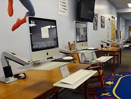 Imac Vesa Desk Mount by Ergotron 24 414 227 Workfit A Standing Desk Arm For Apple Imac