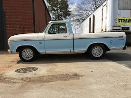 F100 With Dodge Steel Wheels 17