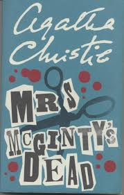 Agatha Christie Mrs McGinty s Dead 1951 Hercule Poirot Book 28