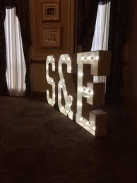 Letter Light J Vintage Letter Lights UK Alphabet Light Up Letters