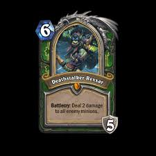 the best cards in knights of the frozen throne picked by a