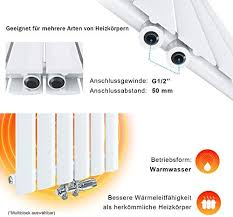 design flach heizkörper 1600 x 308 mm weiß