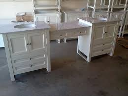 Bath Vanities With Dressing Table by Westside 70 96 Inch Made In The Usa Bathroom Vanity With