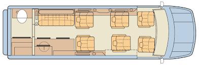Sprinter Fifth Wheel Floor Plan