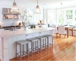 pendant lights above kitchen island eat in kitchen photo