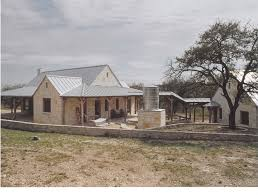 Texas Ranch House Keith Eclectic Exterior Austin By