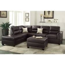 Buchannan Faux Leather Sectional Sofa by Faux Leather Sectional Sofas You U0027ll Love Wayfair