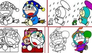 Doraemon Coloring 2 Games Free Download