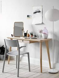 petit bureau ikea un coin bureau dans le salon bureau ikea bureaus and spaces