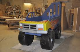 Fascinating Dump Monster Truck Toddler Bed And Wall Mural ... Toy Dump Trucks Toysrus Truck Bedding Toddler Images Kidkraft Fire Bed Reviews Wayfair Bedroom Kids The Top 15 Coolest Garbage Toys For Sale In 2017 And Which Tonka 12v Electric Ride On Together With Rental Tacoma Buy A Hand Crafted Twin Kids Frame Handcrafted Car Police Track More David Jones Building Front Loader Book Shelf 7 Steps Bedding Set Skilled Cstruction Battery Operated Peterbilt Craigslist And Boys Original Surfing Beds With Tiny