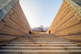 100 Studio 4 Architects Gallery Of Earthquake Memorial Hall And Relics Park In