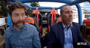 Jerry Seinfeld Teases New Comedians In Cars Getting Coffee Rolling Stone