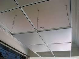 Black Acoustic Ceiling Tiles 2x4 by Black Acoustical Ceiling Tiles U2014 John Robinson House Decor
