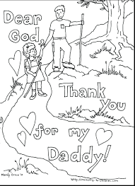 Good Fathers Day Printable Coloring Pages Free Christian Bible Stories Alphabet For Toddlers Kindergarten Flowers