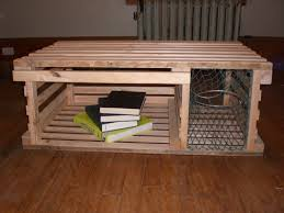 Decorative Lobster Traps Large by The Original Natural Pine Lobster Trap Coffee Table Mcmahon U0027s