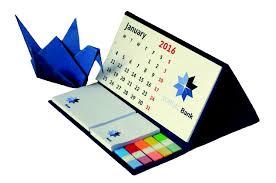calendrier bureau calendrier de bureau avec bloc notes adhésifs smtk imprimeur