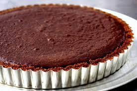 Pumpkin Marble Cheesecake Smitten Kitchen by Dark Chocolate Tart With Gingersnap Crust U2013 Smitten Kitchen