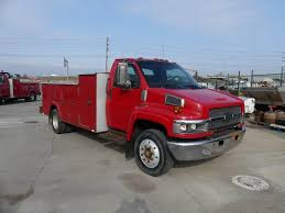 100 Kodiak Trucks 2005 Chevrolet C5500 Mechanic Service Truck For Sale