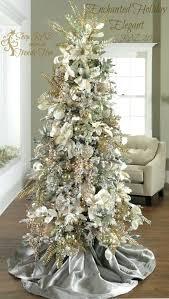 Christmas Tree A Interior Designs Copper Decorations