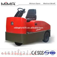 Electric Mini Truck Brand New Electric Tow Tractor With Loading ...