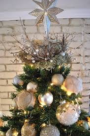 Unlit Christmas Trees Sears by 224 Best Christmas Tree Toppers Images On Pinterest Christmas