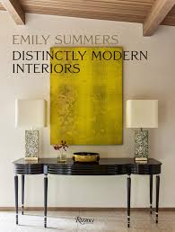 100 Modern Interiors Distinctly Emily Summers 9780847863600