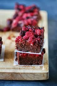 1001 ideen für rote grütze kuchen mit früchten